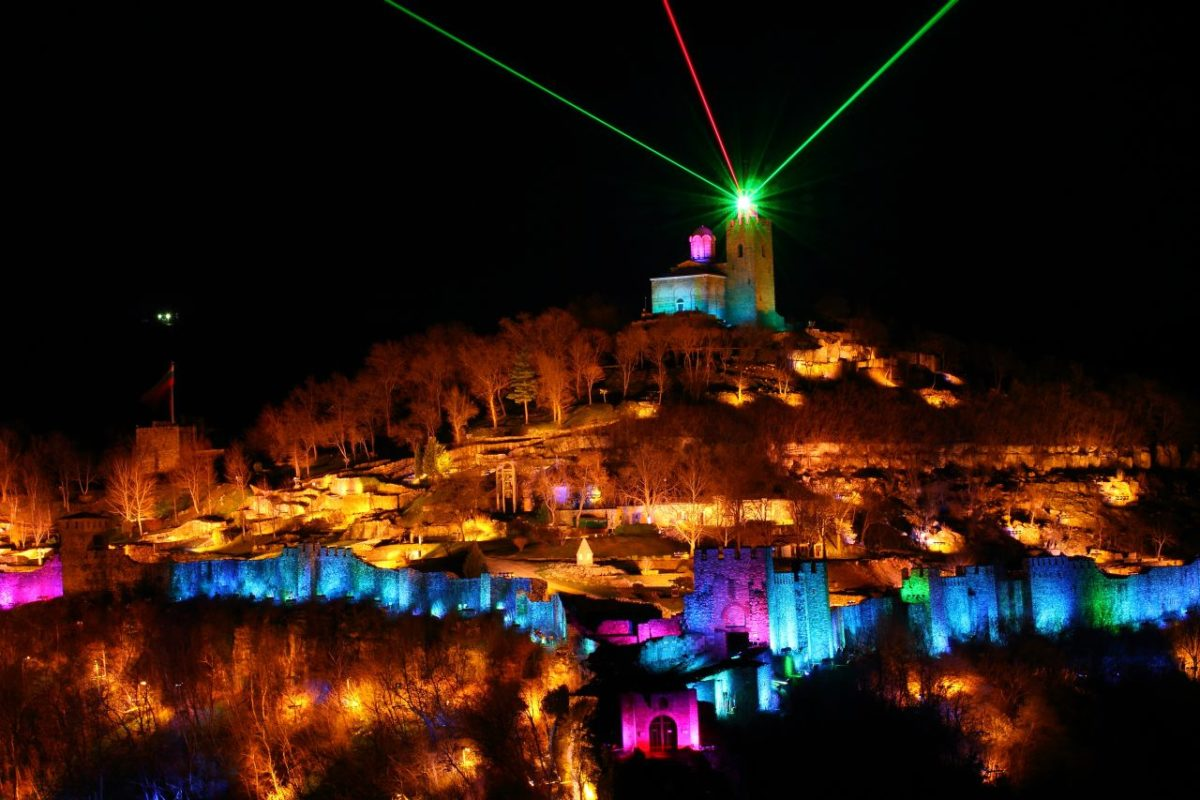 watch sound light veliko tarnovo