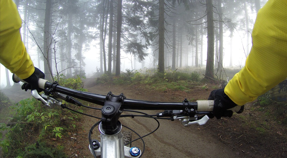 mountain biking chepelare