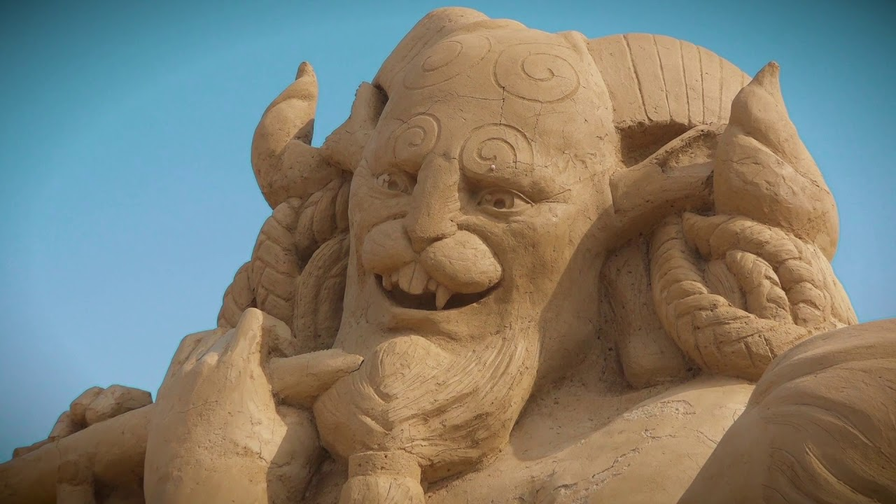 sand festival burgas