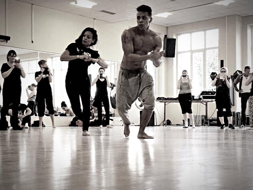 cuba dances plovdiv