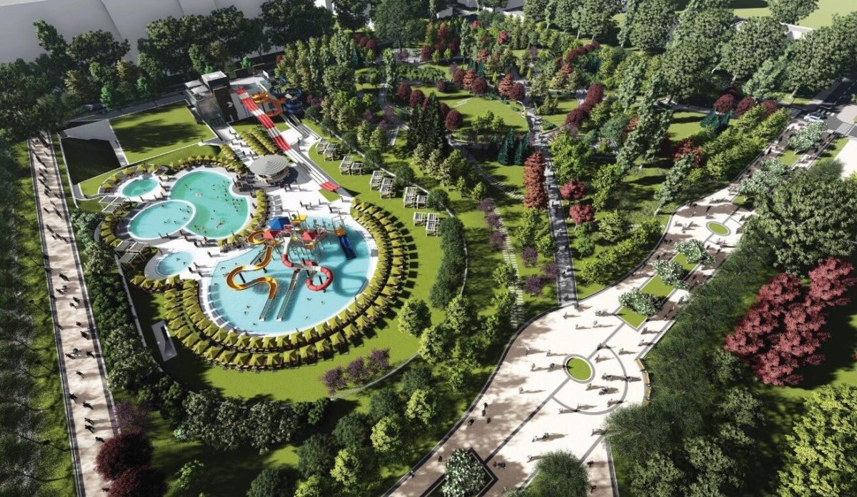 water park sofia
