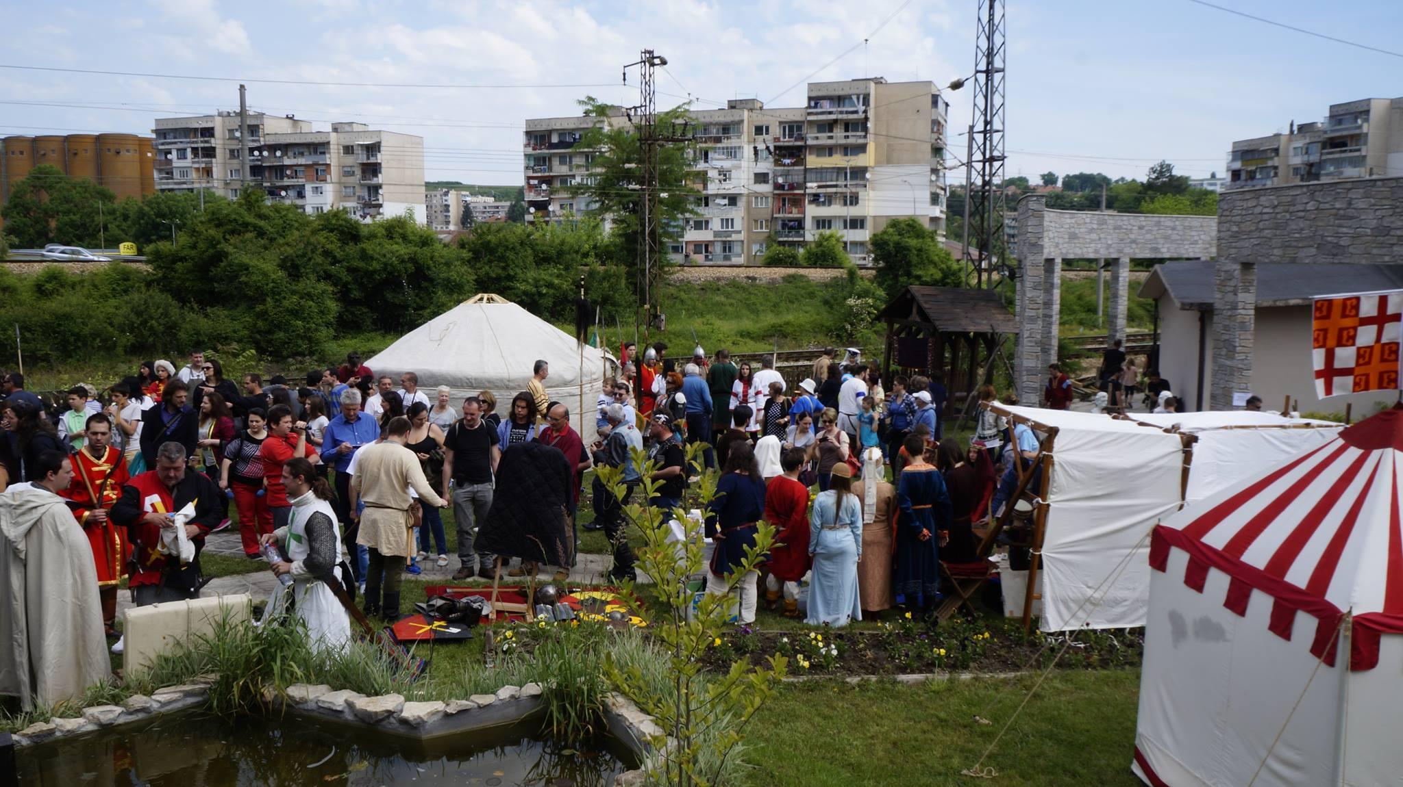 medievel festival mezdra