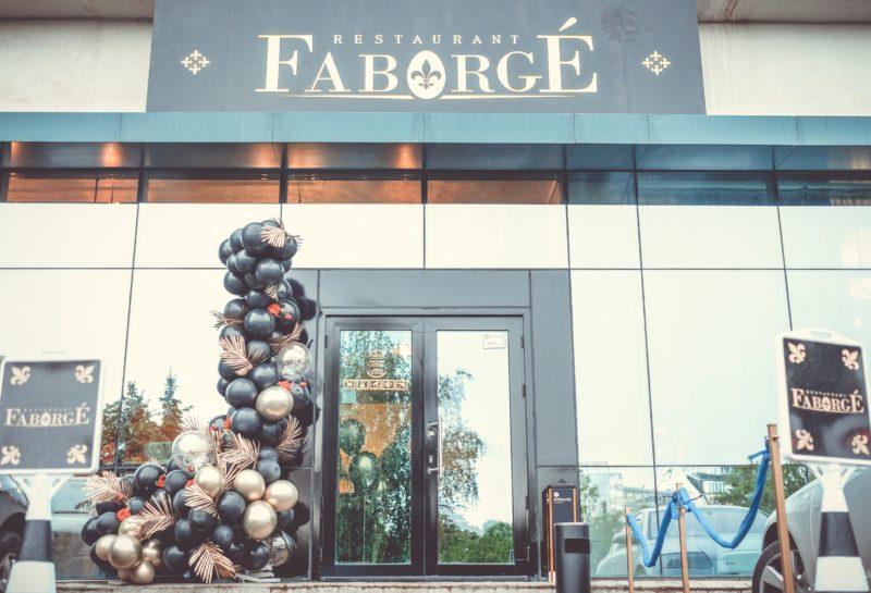 restaurant Faborge