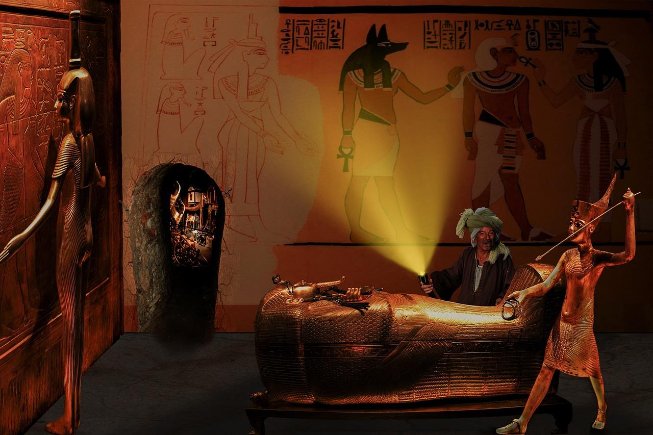 Tutankhamun Burgas