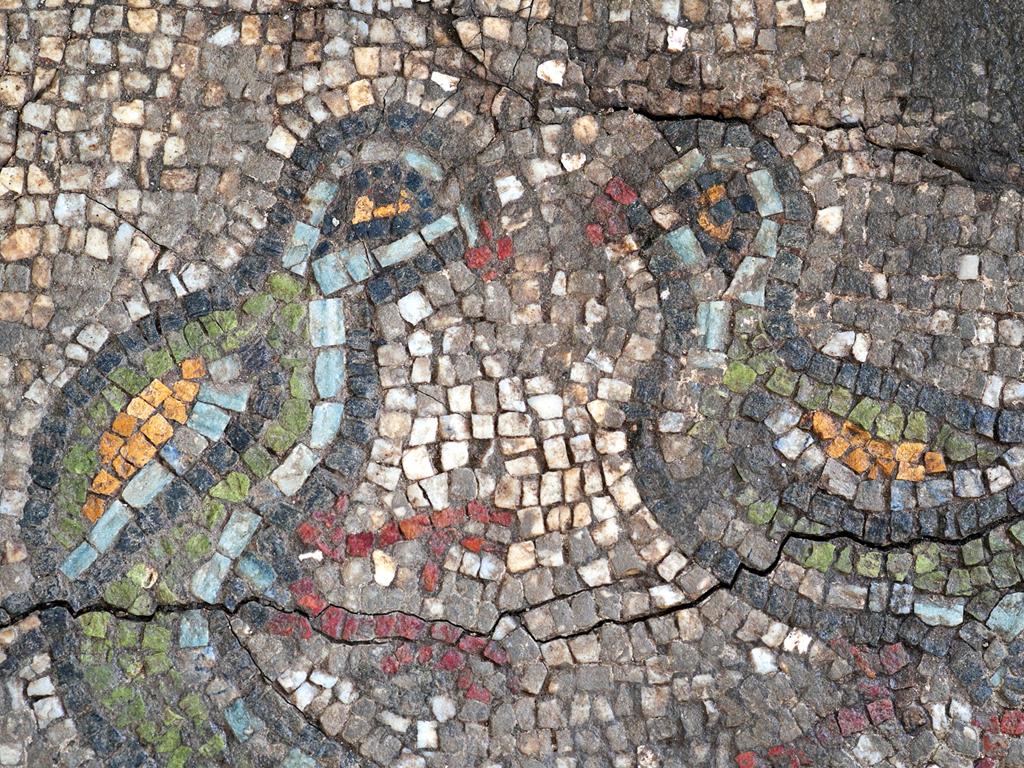 mosaics plovdiv
