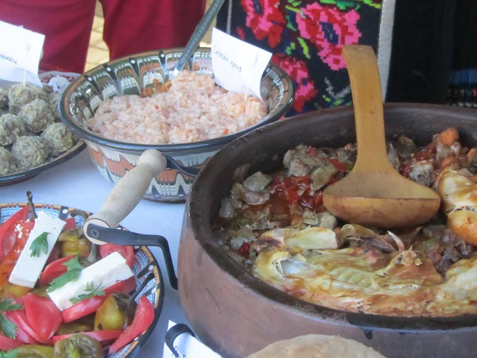 banat culinariy festival asenovo