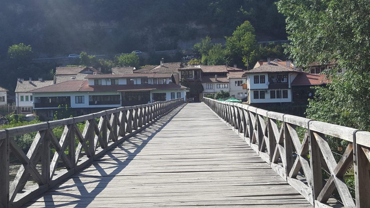 vladishki most veliko tarnovo