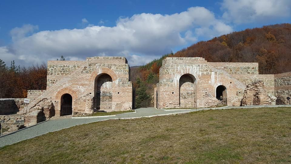 trajan's gate