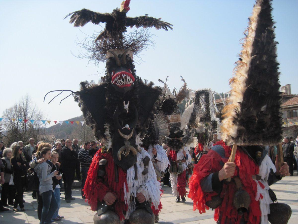 kovachevtsi carnaval