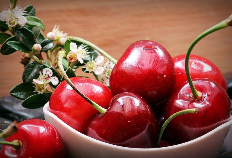 cherries Kyustendil
