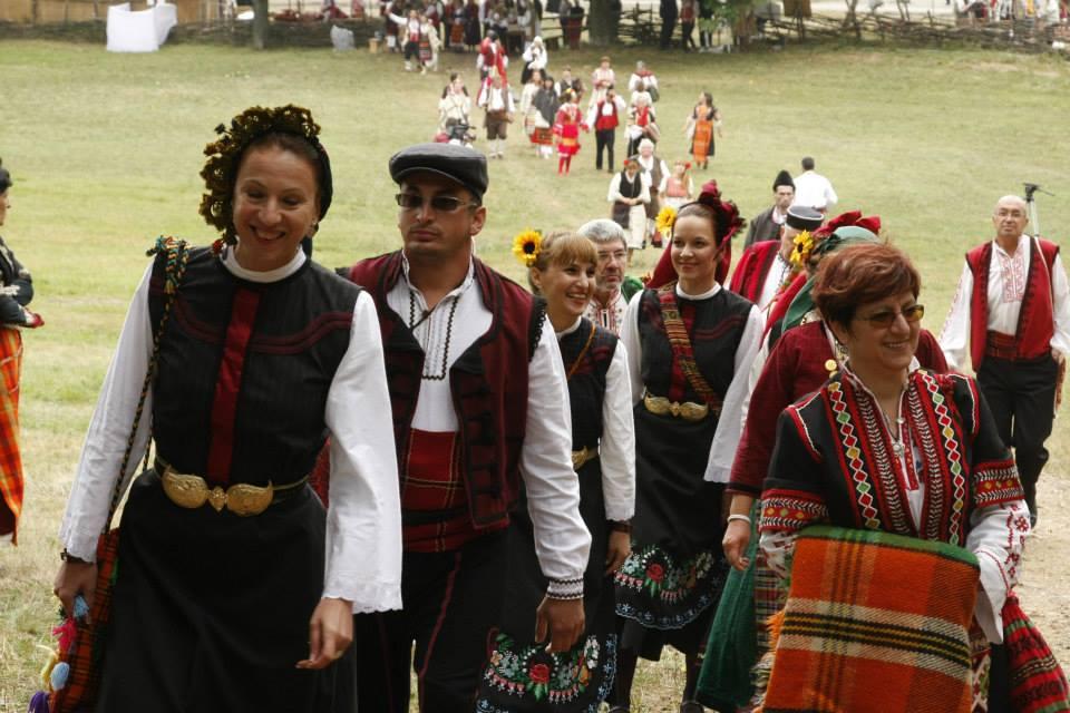 Zheravna folklore festival
