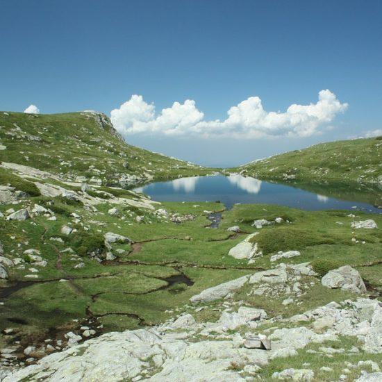 Rila lakes