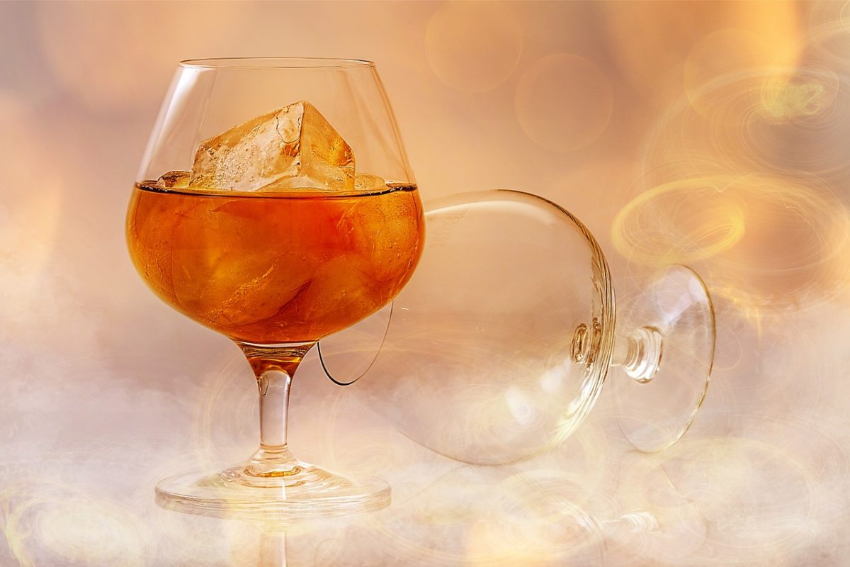 Albena plum brandy