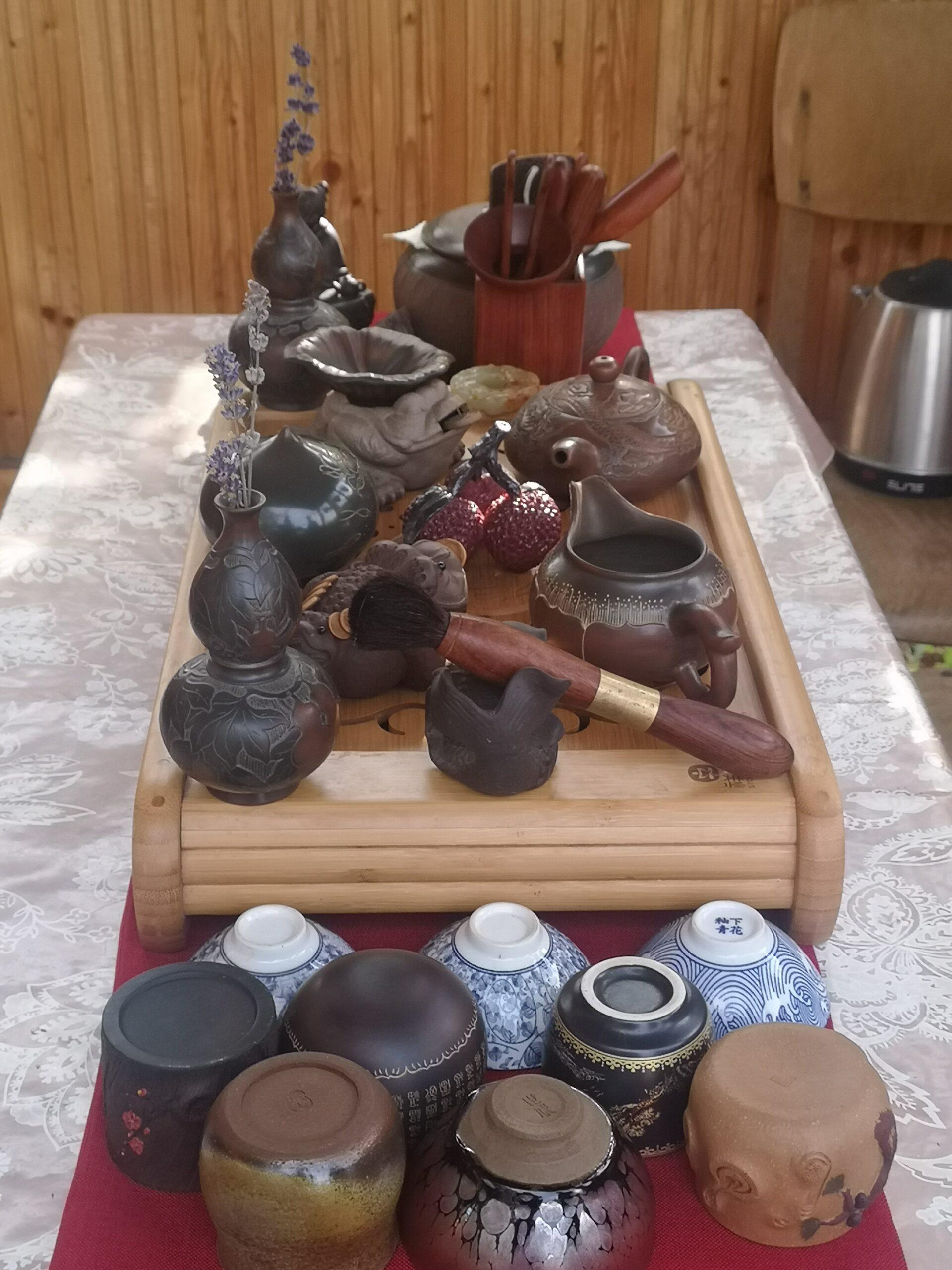 tea ceremony Balchik