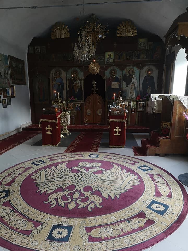 Cheparlinski monastery