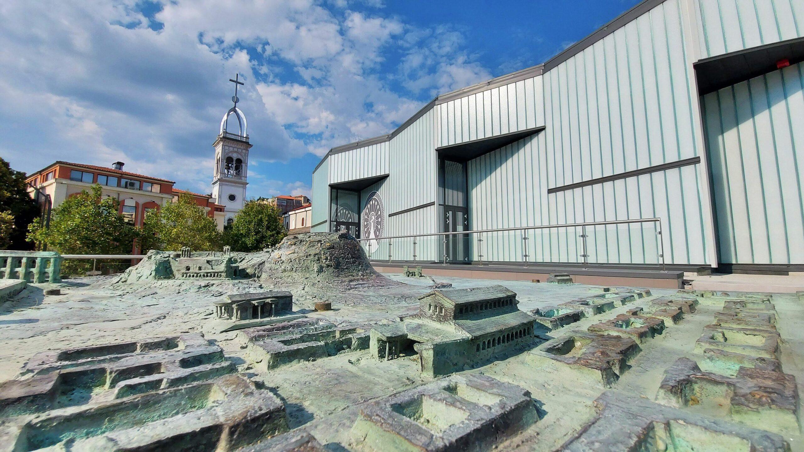 episcopal basilica Plovdiv